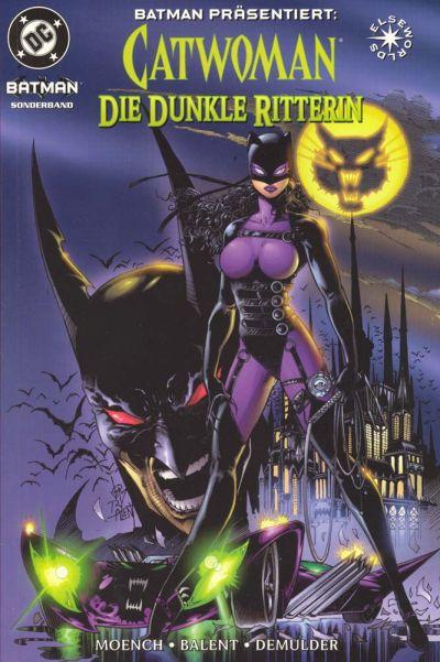 Cover for Batman Sonderband (Dino Verlag, 1997 series) #7