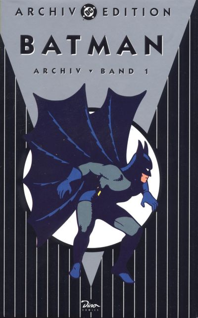 Cover for DC Archiv Edition (Dino Verlag, 1998 series) #3