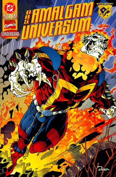 Cover for DC gegen Marvel Sonderband (Dino Verlag, 1996 series) #1