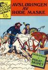Cover for Ranchserien (Illustrerte Klassikere / Williams Forlag, 1968 series) #91