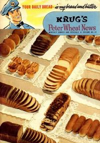Cover Thumbnail for Peter Wheat News (Peter Wheat Bread and Bakers Associates, 1948 series) #61