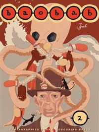 Cover Thumbnail for Baobab (Fantagraphics, 2005 series) #2