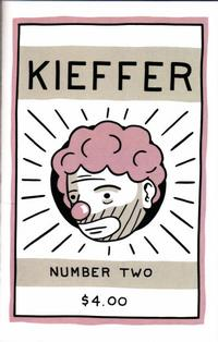 Cover Thumbnail for Kieffer (Jason Kieffer, 2007 series) #2