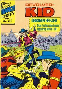 Cover Thumbnail for Ranchserien (Illustrerte Klassikere / Williams Forlag, 1968 series) #13