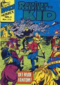 Cover Thumbnail for Ranchserien (Illustrerte Klassikere / Williams Forlag, 1968 series) #14