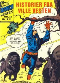 Cover Thumbnail for Ranchserien (Illustrerte Klassikere / Williams Forlag, 1968 series) #50