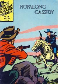 Cover Thumbnail for Ranchserien (Illustrerte Klassikere / Williams Forlag, 1968 series) #78