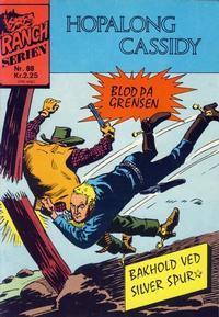 Cover Thumbnail for Ranchserien (Illustrerte Klassikere / Williams Forlag, 1968 series) #88