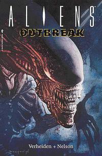 Cover Thumbnail for Aliens: Outbreak (Dark Horse, 1996 series)