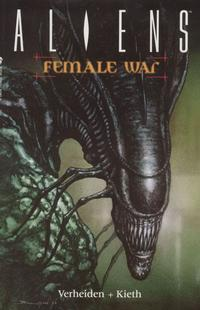 Cover Thumbnail for Aliens: Female War (Dark Horse, 1996 series)