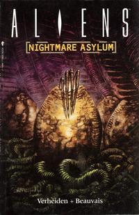 Cover Thumbnail for Aliens: Nightmare Asylum (Dark Horse, 1996 series)