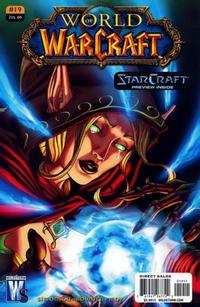 Cover Thumbnail for World of Warcraft (DC, 2008 series) #19