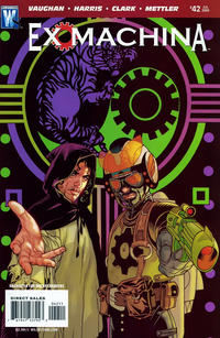 Cover Thumbnail for Ex Machina (DC, 2004 series) #42