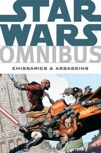 Cover Thumbnail for Star Wars Omnibus: Emissaries & Assassins (Dark Horse, 2009 series)