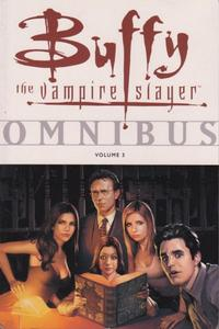 Cover Thumbnail for Buffy the Vampire Slayer: Omnibus (Dark Horse, 2007 series) #3