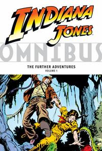 Cover Thumbnail for Indiana Jones Omnibus: The Further Adventures (Dark Horse, 2009 series) #1