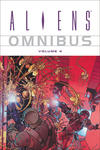 Cover for Aliens Omnibus (Dark Horse, 2007 series) #4