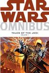Cover for Star Wars Omnibus: Tales of the Jedi (Dark Horse, 2007 series) #1