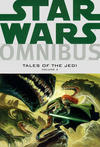 Cover for Star Wars Omnibus: Tales of the Jedi (Dark Horse, 2007 series) #2