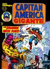 Cover for Capitan America Gigante (Editoriale Corno, 1980 series) #6