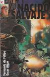 Cover for Tebeos Glenat Presenta Nacido Salvaje (Ediciones Glénat, 1995 series) #2