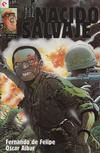 Cover for Tebeos Glenat Presenta Nacido Salvaje (Ediciones Glénat, 1995 series) #3