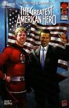 Cover for Greatest American Hero (Arcana, 2008 series) #3