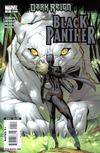 Cover for Black Panther (Marvel, 2009 series) #4