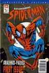 Cover for The Astonishing Spider-Man (Panini UK, 1995 series) #1