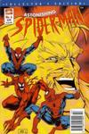 Cover for The Astonishing Spider-Man (Panini UK, 1995 series) #6