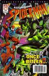 Cover for The Astonishing Spider-Man (Panini UK, 1995 series) #12