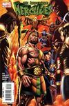 Cover for Incredible Hercules (Marvel, 2008 series) #129