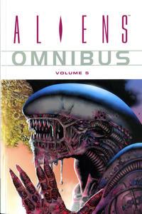 Cover Thumbnail for Aliens Omnibus (Dark Horse, 2007 series) #5