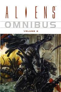 Cover Thumbnail for Aliens Omnibus (Dark Horse, 2007 series) #6
