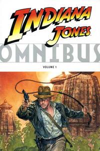 Cover Thumbnail for Indiana Jones Omnibus (Dark Horse, 2008 series) #1