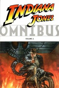 Cover Thumbnail for Indiana Jones Omnibus (Dark Horse, 2008 series) #2