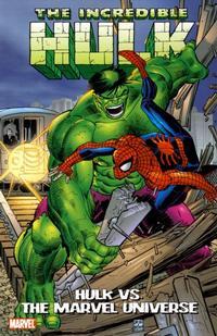 Cover Thumbnail for Hulk vs. the Marvel Universe (Marvel, 2008 series)