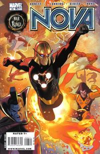 Cover Thumbnail for Nova (Marvel, 2007 series) #26