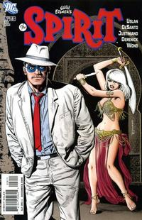 Cover Thumbnail for The Spirit (DC, 2007 series) #28