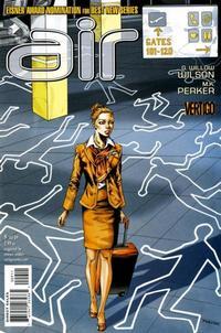 Cover Thumbnail for Air (DC, 2008 series) #9