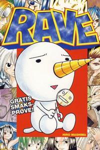 Cover Thumbnail for Rave gratis smaksprøve! (Hjemmet / Egmont, 2007 series)