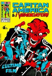 Cover Thumbnail for Capitan America & i Vendicatori (Edizioni Star Comics, 1990 series) #12