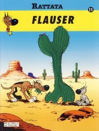 Cover Thumbnail for Rattata (Hjemmet / Egmont, 1992 series) #11 - Flauser
