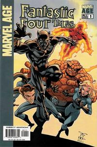 Cover Thumbnail for Marvel Age Fantastic Four Tale (Marvel, 2005 series) #1