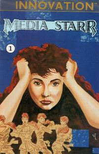 Cover Thumbnail for Media*Starr (Innovation, 1989 series) #1