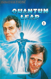 Cover Thumbnail for Quantum Leap (Innovation, 1991 series) #1