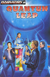 Cover Thumbnail for Quantum Leap (Innovation, 1991 series) #8