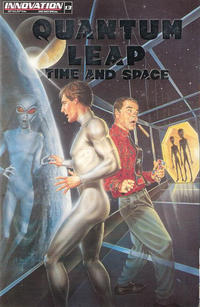 Cover Thumbnail for Quantum Leap (Innovation, 1991 series) #13