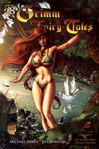 Cover Thumbnail for Grimm Fairy Tales (Zenescope Entertainment, 2005 series) #28 [Cover A - Romano Molenaar]