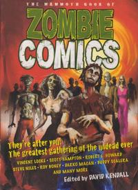 Cover Thumbnail for The Mammoth Book of Zombie Comics (Running Press Book Publishers, 2008 series)